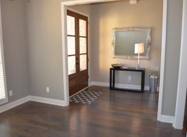 New Park Development Living Room