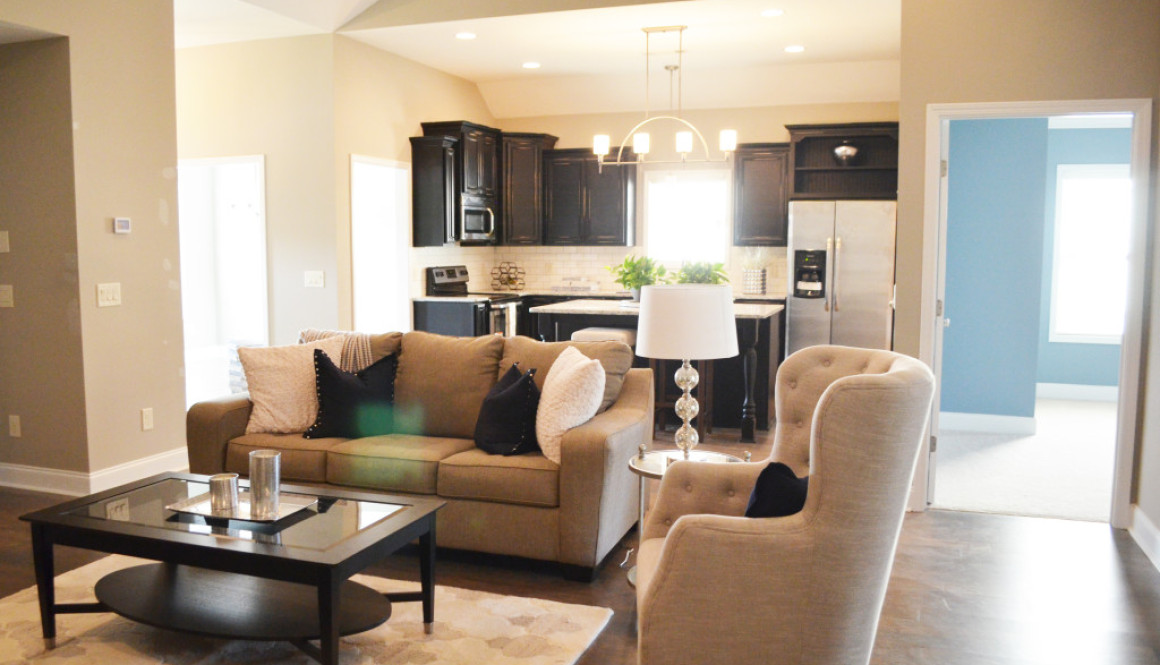 Stone Park Home Living Room