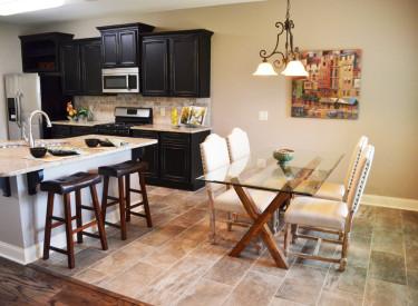 Stone Park Home Kitchen